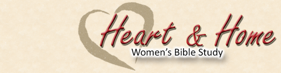 Heart and Home webpage